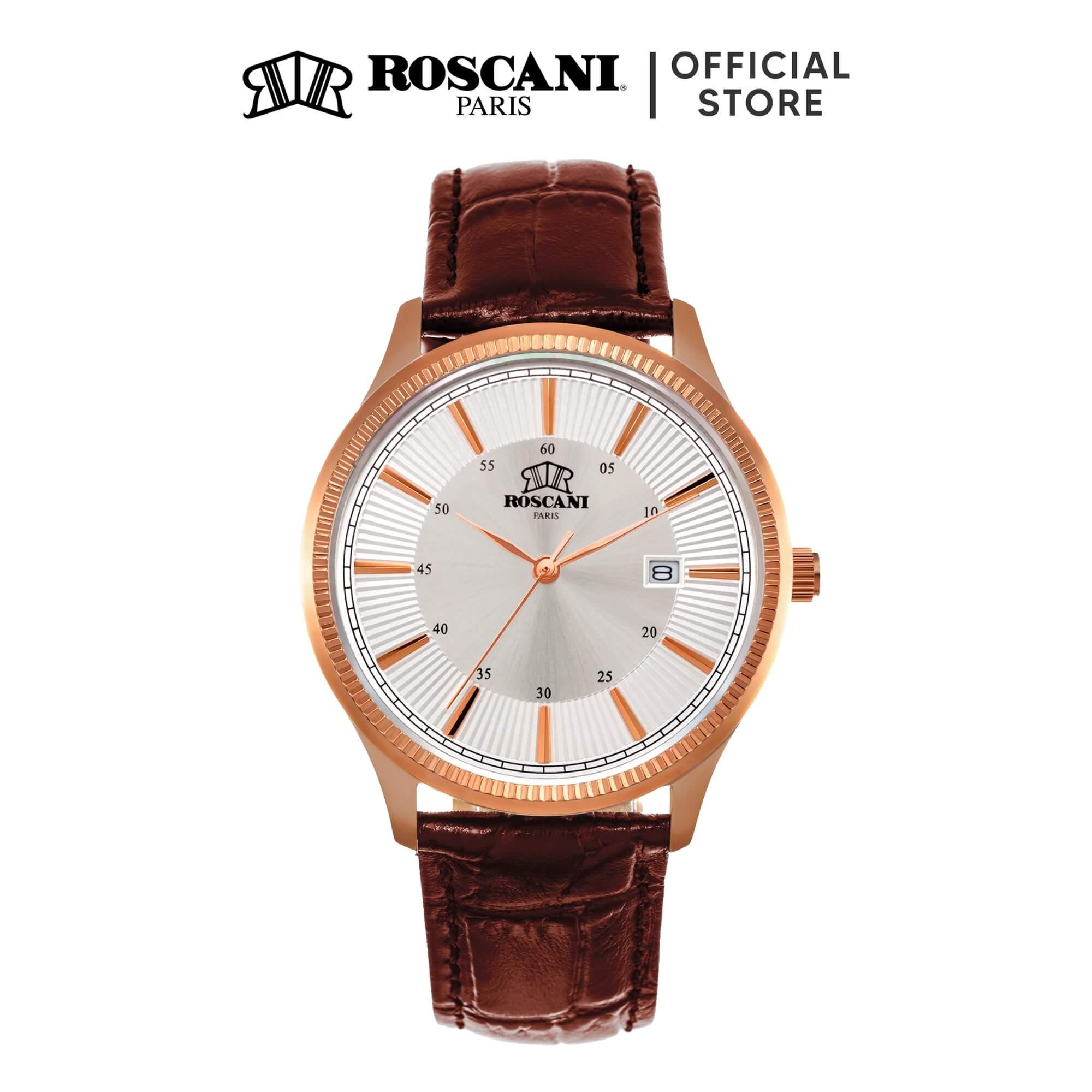 Roscani Carmen 427C (Lightweight) Leather Women Watch