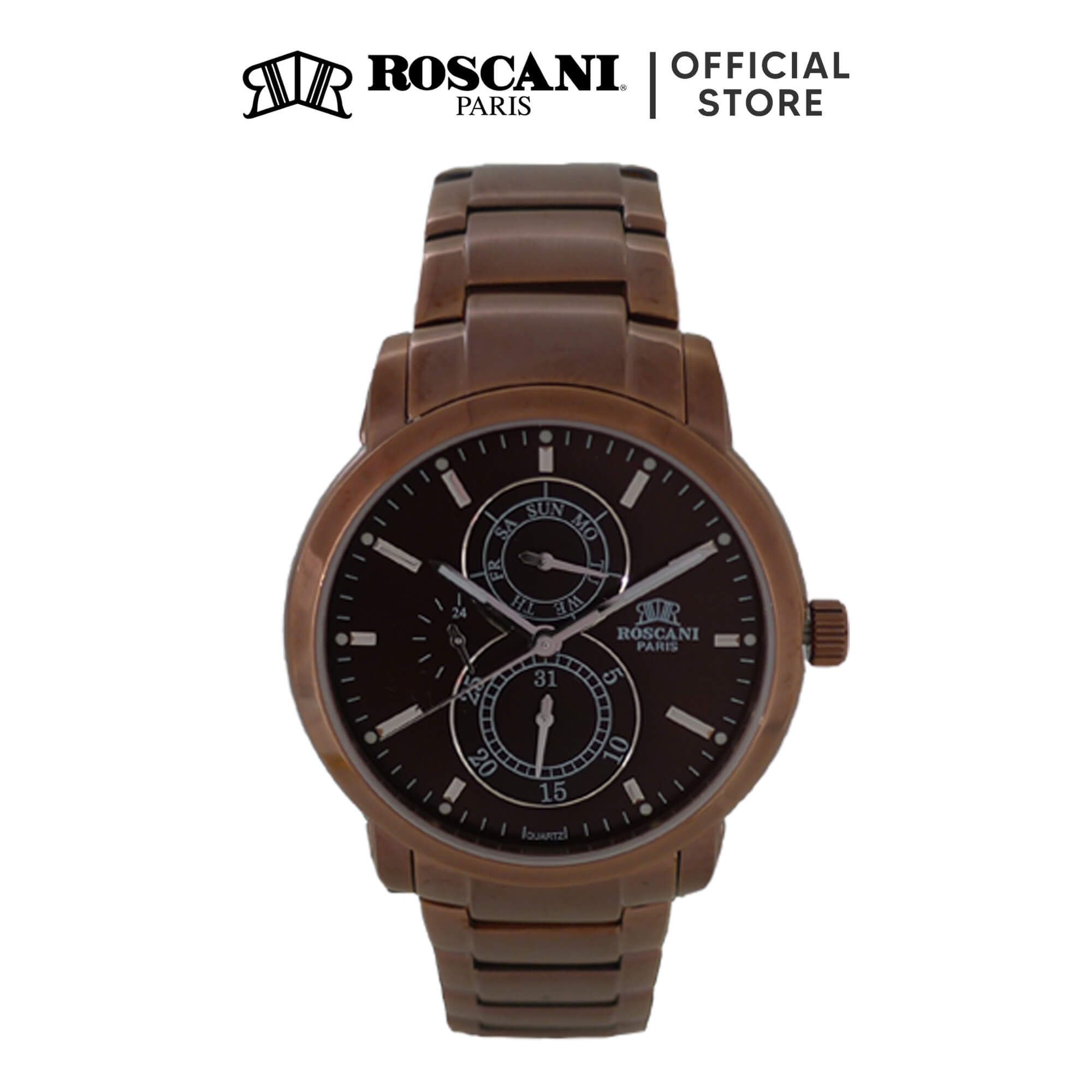 Roscani Jonathan 965 (Chronograph) Bracelet Men Watch