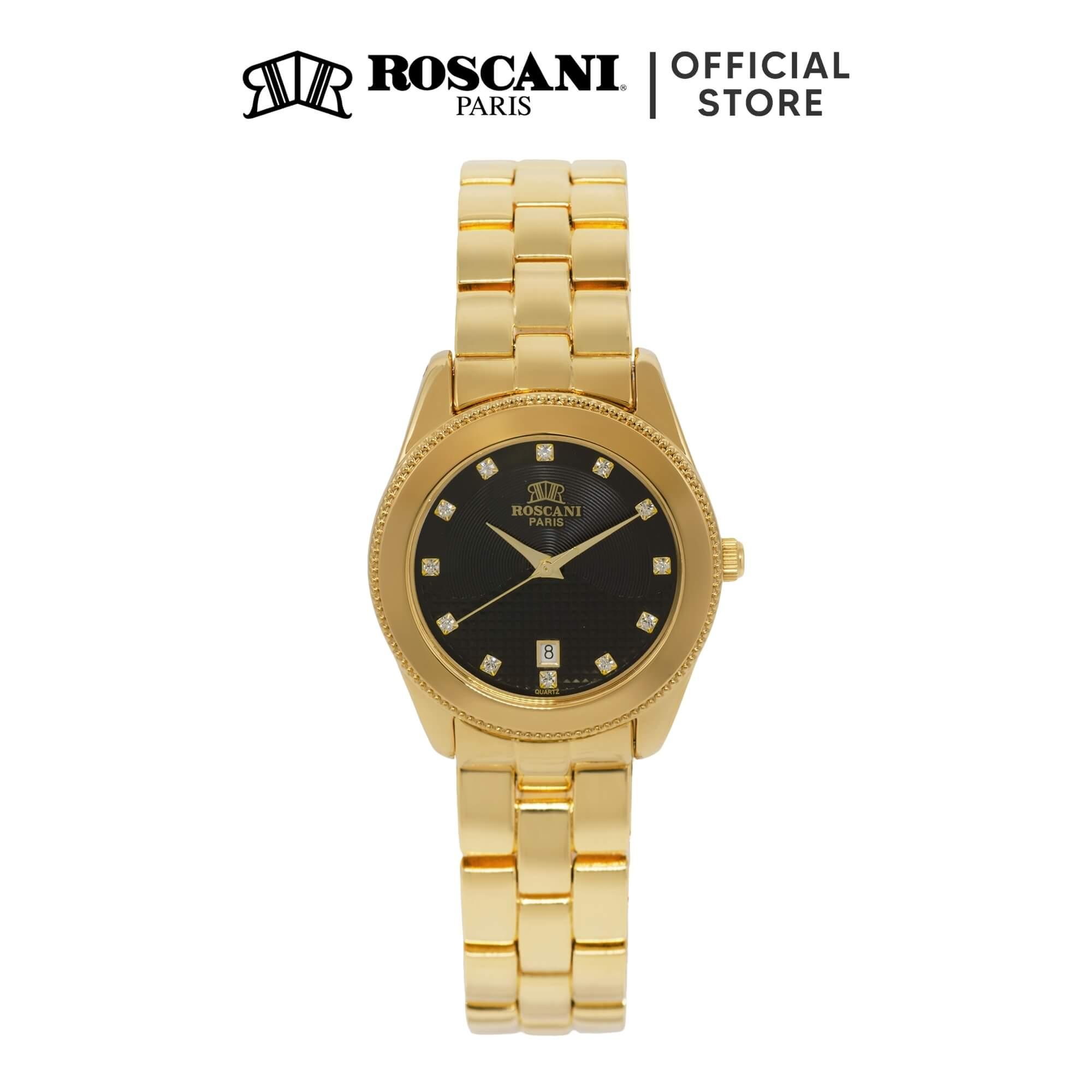 Roscani Mae B66 (Dual Pattern Dial) Bracelet Women Watch