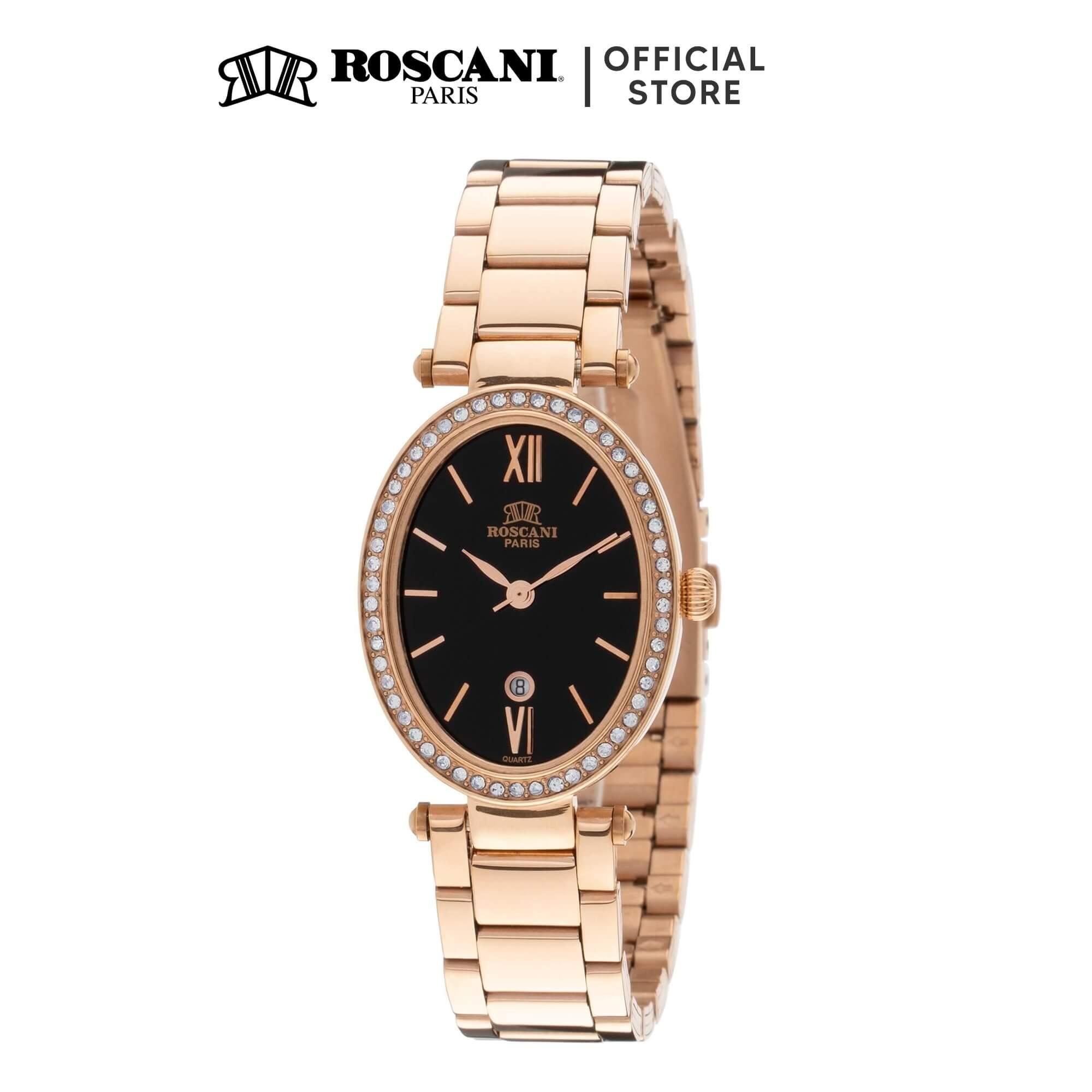 Roscani Faye E19 (Mother of Pearl Dial) Bracelet Women Watch