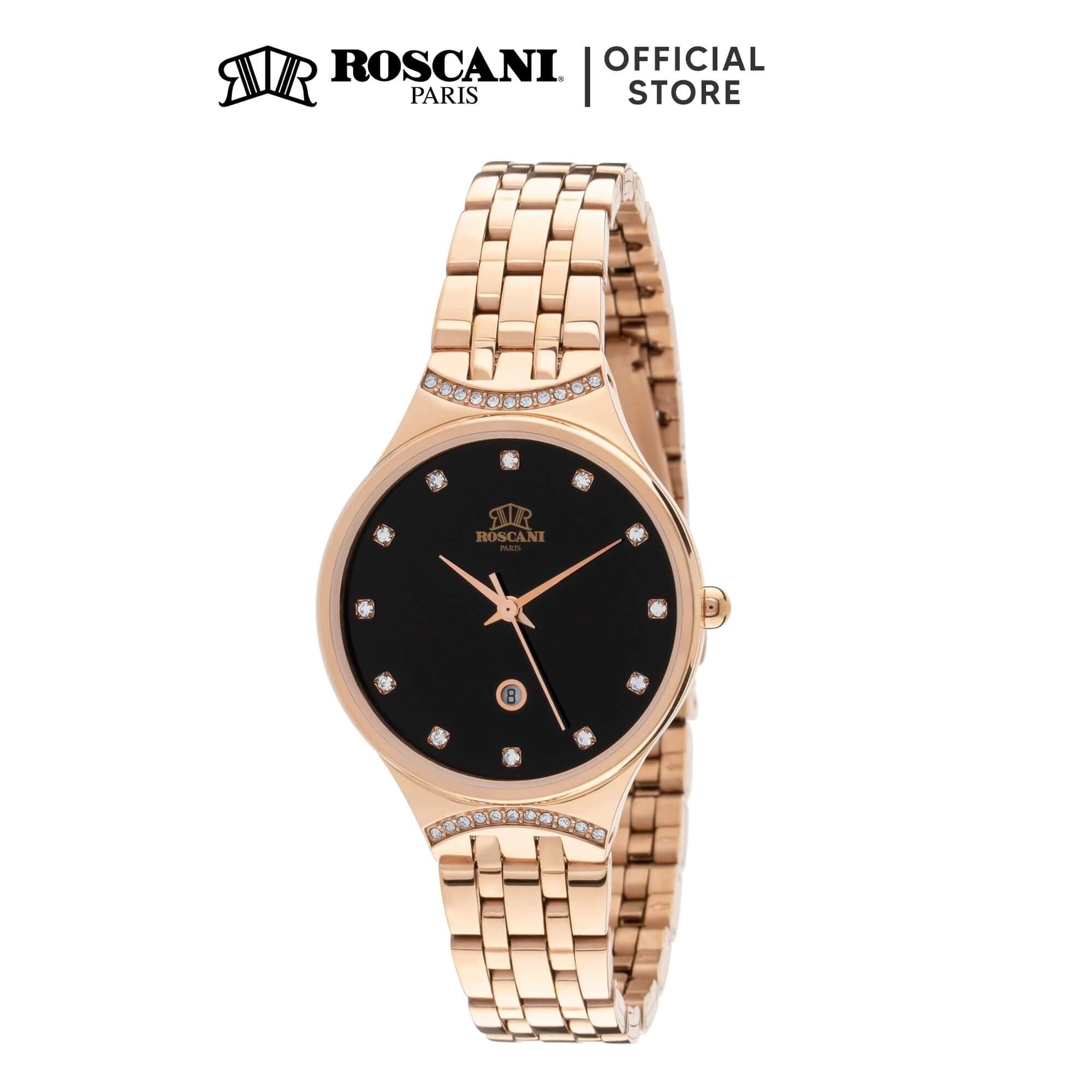 Roscani Luna E24 (Mother of Pearl Dial) Bracelet Women Watch